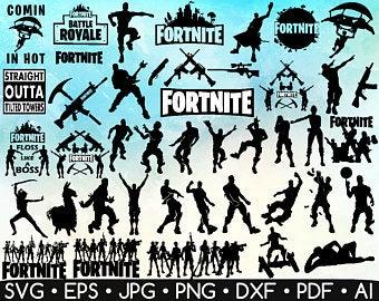 Download Fortnite Svg Dotcomfasr